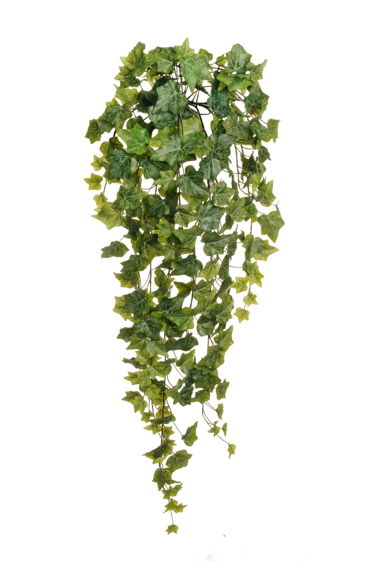 Ivy hanging bush real touch leaves 100cm fioro for Piante rampicanti finte